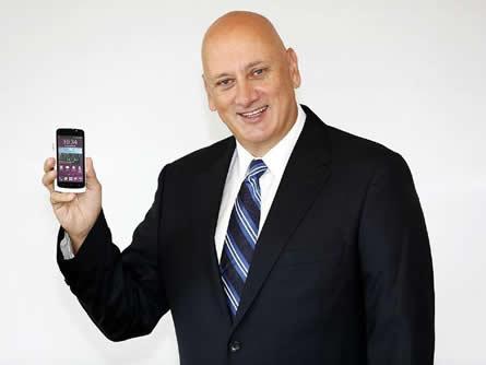 Turkcell-T40 Turkcell T40 - das erste in der Türkei entwickelte Hightech-Smartphone
