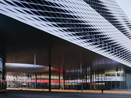 Zumtobel Messe Basel