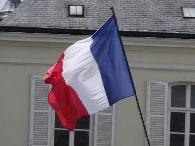 Französische Flagge, Elliott Brown, Lizenztext: dts-news.de/cc-by