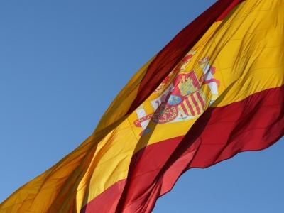 Spanische Flagge, Gilad Rom, Lizenz: dts-news.de/cc-by