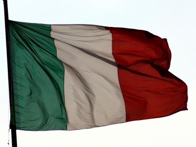 Italienische Flagge, robertsharp, Lizenz: dts-news.de/cc-by