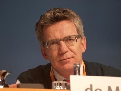 Thomas de Maizière, dts Nachrichtenagentur