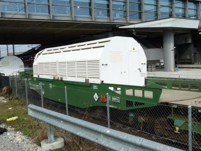 Castor-Transport, Patrik Tschudin, Lizenztext: dts-news.de/cc-by
