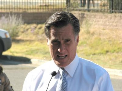 Mitt Romney, Matthew Reichbach, Lizenz: dts-news.de/cc-by