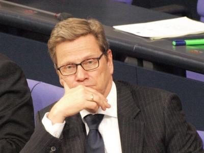 Guido Westerwelle, dts Nachrichtenagentur