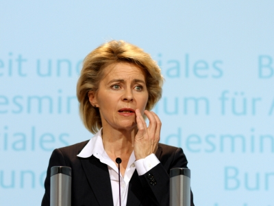 Ursula von der Leyen am 29.05.2013 in Berlin, über dts Nachrichtenagentur